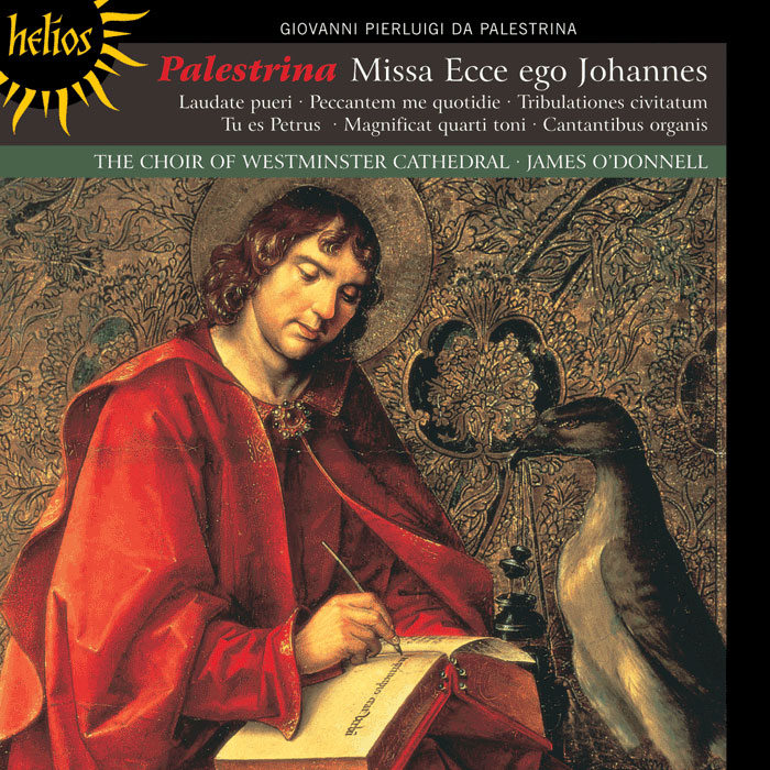 Missa Ecce ego Johannes and other sacred music